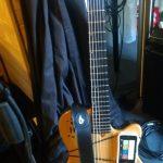 Iphone sur la guitare